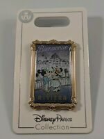Disney Pin Trading Bienvenue Riviera Resort Pin