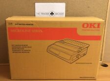 01308901 - OKI Microline ML5591 ECO A4 Mono Dot Matrix Printer