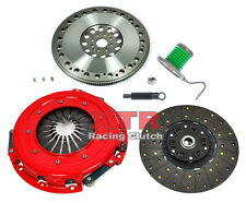 XTR STAGE 2 CLUTCH KIT & CHROMOLY FLYWHEEL FOR 2011-2014 FORD MUSTANG GT 5.0L