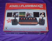 VINTAGE ATARI FLASHBACK 2 GAME CONSOLE - WORKS!