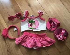 Build A Bear Hello Kitty Clothes And Accessories