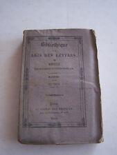 LIVRE ANCIEN POUR COLLECTION , BIBLIOTHEQUE DES AMIS DES LETTRES , RACINE .1830