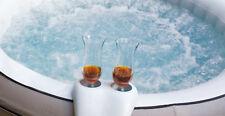 MSPA Whirlpool Comfort Set, 2 x Nackenstütze 1 x  Getränkehalter, Zubehör -Neu