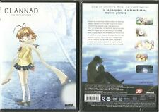 Clannad The Motion Picture DVD (DVD, 2011) BRAND NEW AND SEALED OUT OF PRINT