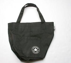 Converse Tote Bag (Black) cons3