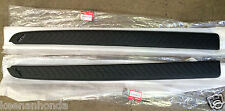 Genuine OEM Honda Ridgeline Improved Bed Rail Cap Molding Set 06-14 Pair Caps