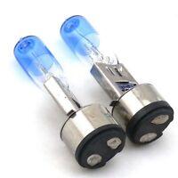 2x 12V 50/50W Bilux BA20D Birne Lampe Glühbirne Glühlampe für Scheinwerfer