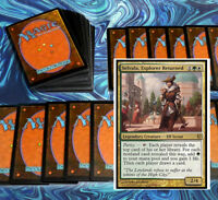 mtg GREEN WHITE SELESNYA COMMANDER EDH DECK Magic the Gathering 100 card selvala