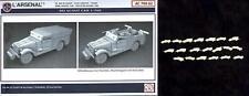 L'Arsenal Models 1/700 M3 SCOUT CAR (20) Resin Set