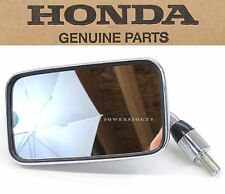 New Genuine Honda Left Side Mirror VT600 Shadow VLX VTX1300C (See Notes) #S193