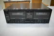 TECHNICS RS-X301 STEREO TWIN CASSETTE TAPE DECK