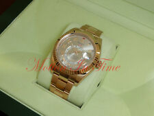 Rolex Sky Dweller 18kt Everose Rose Gold on Bracelet 42mm Annual Calendar 326935