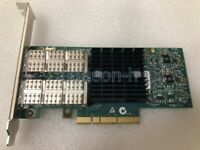 Mellanox ConnectX-3 FDR10 QSFP+ InfiniBand 10 MCX354A-TCBT full profile bracket