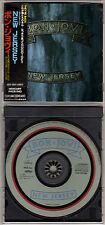 BON JOVI: NEW JERSEY JAPANESE CD RITCHIE SAMBORA HARD ROCK HAIR METAL