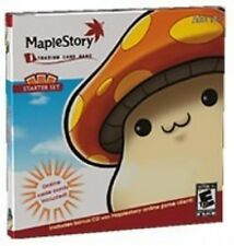Maple Story TCG STARTER DECK SET BRAND NEW & SEALED!!