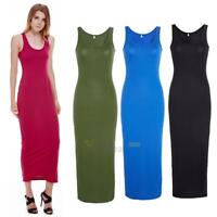 XD#3 Women Summer Bandage Bodycon Evening Party Cocktail Maxi Long Dress Cotton