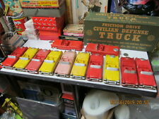 AUBURN RUBBER 1957 CADILLAC ELDORADO BIARRITZ CONVERTIBLES LOT OF 12 CARS USA
