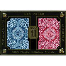 Tarjetas Kem Arrow back póker tamaño Estándar Índice US20097
