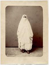 Mauresque Costume de Ville - Tirage albuminé 1880 -