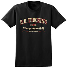 R.D. Trucking Convoy Inspired T-shirt - Retro Classic 70s Film Movie Tee Shirts