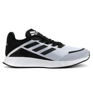Adidas Men's Duramo SL (Wide) Cloud White/Core Black Running Shoes FY1731 NEW