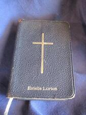 1898 Personal-Book of Common Prayer. Protestant Episcopal Church Oxford Publish
