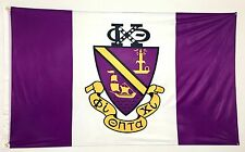 Phi Chi Theta Flag 3' x 5' - Officially approved