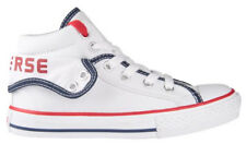 Converse Juniors, Unisex, Lona Zapatillas, Zapatos, Ct Pc2 Mid Uk 1.5 Blanco