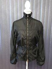 Prada Black Nylon Women Jacket