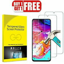 For Samsung Galaxy A20e A50 A40 A70 A10 A30 Tempered Glass Screen Protector UK