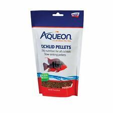 Aqueon Cichlid Medium Pellets - 2 Packs 7.5oz Each