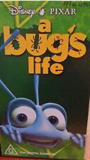 A Bug's Life  DISNEY VHS VIDEO