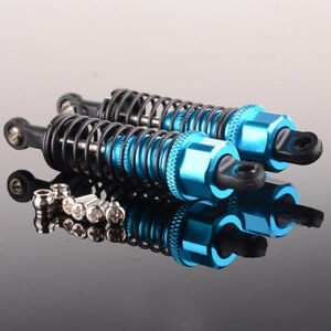 M602 Shock Absorber 70mm 2pcs For Himoto 1/18 RC Car E18XBL Elcetric Spino Buggy