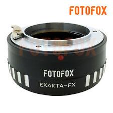 EXA-FX for Exakta Lens to Fujifilm X-Pro1 FX mount Adapter X-E1 X-M1 T1 A2 E2