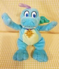 dragon tales Ord the talking light up blue dragon fisher price 2002 vguc 10""