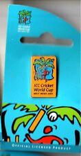 El ICC Cricket World Cup West Indies 2007 (Amarillo) Pin Raro