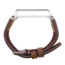 Matte Brown for iPod Nano 6th Gen Wrist Strap Watch Band Case
