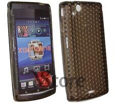 Cover Custodia Per Sony Ericsson Xperia Arc S e X12 GEL TPU Nero