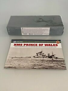 DeAgostini Atlas Editions Legendary Warships - HMS PRINCE OF WALES 1:1250 Scale