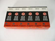 NOS / NIB LOT OF 6 RCA SOLID STATE DEVICE TRIACS  2N5755    6 PCS
