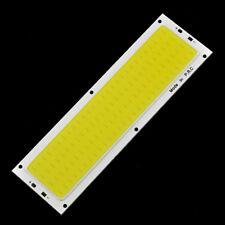 1000LM 10W COB LED Strip Light High Power Lamp Chip Warm/Cool White 12V-24V