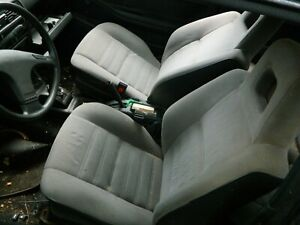 87 88 89 90 Toyota Tercel front seats  (pick up only)