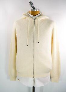 NEW 6700,00 STEFANO RICCI Sport  LOGO Coat Blouson EAGLE Silk Us M Eu 50 BL6