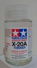 Tamiya X-20A acrylic thinner 46ml.