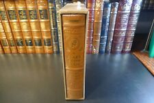 Easton Press A DIARY FROM DIXIE, Mary Boykin Chesnut, NEW/SEALED, S/C, Leather