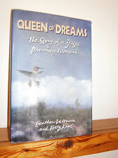 Queen of Dreams by Heather Valencia HB 1991 signed Yaqui, shaman, dreaming women