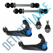 New 6pc Complete Front Suspension Kit for Chevrolet  GMC Trucks - 8-Lug