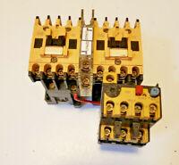 Allen Bradley 104/100-A09ND3 Series B Contactor Relay w 193-BSA90 B Overload Rly