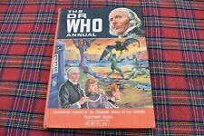 Doctor Who DR. Who Rare 1967 annual in Excellent condition Fantastic copy