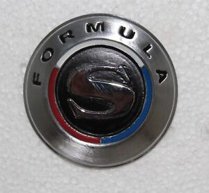 NEW 1965-68 Plymouth Barracuda Formula S Emblem